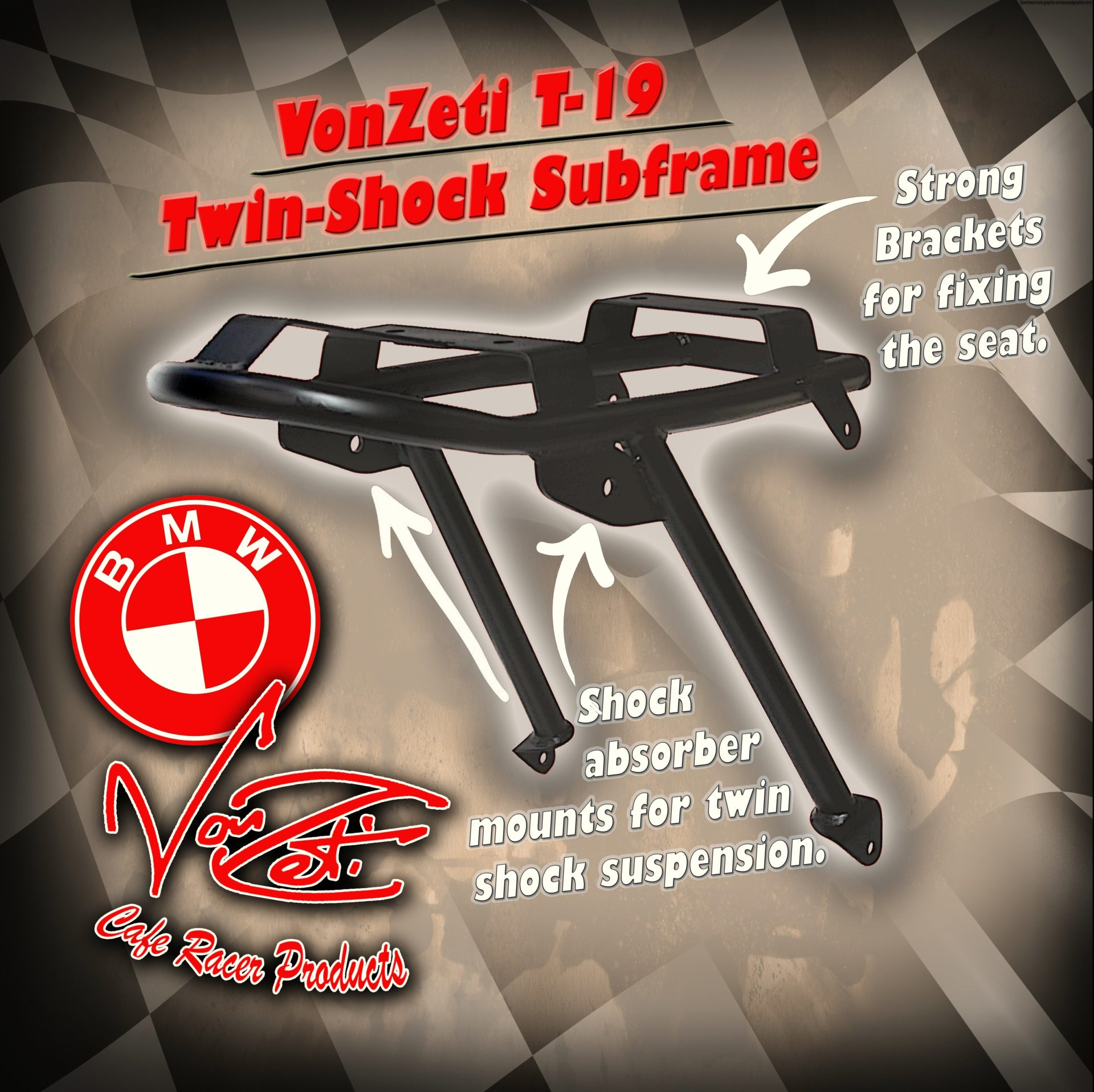 T19 Twin-Shock BMW Subframe